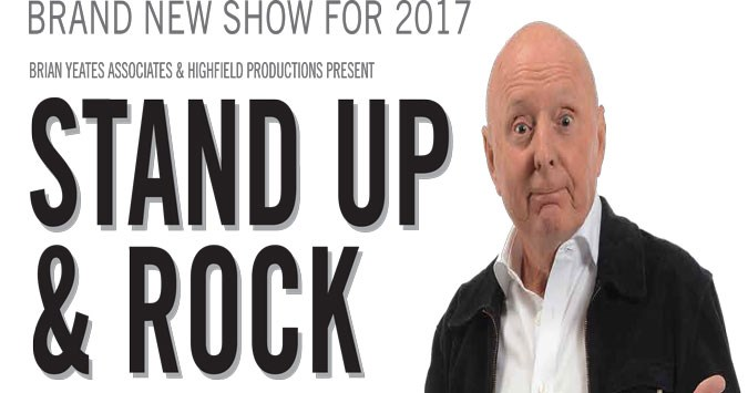 Jasper Carrott - Stand Up & Rock