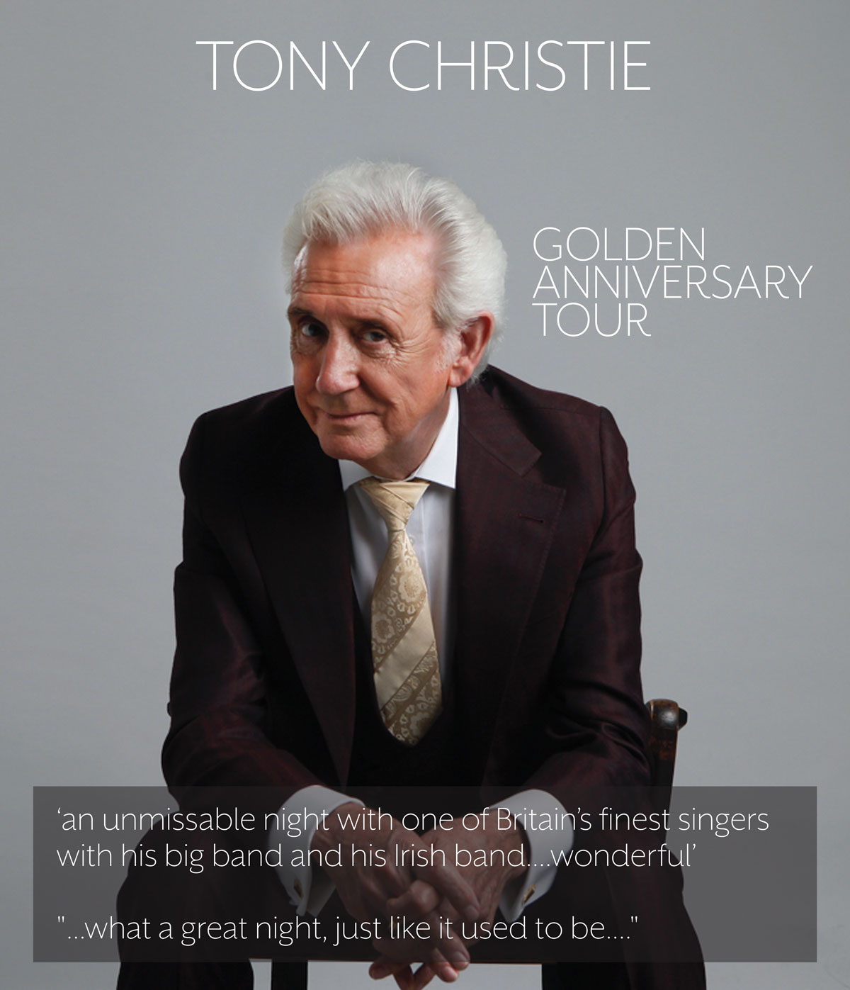 Tony-Christie-A2-Poster